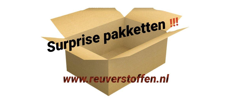 *-Surprise-Pakketten
