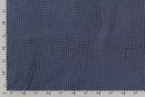 Wafelstof Jeans Blauw_