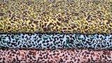 Viscose Cheetah Yellow_