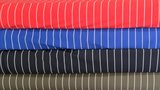 Travel Stripes Grey_