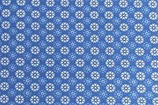 Katoen Sneeuw-Ster Jeans-Blauw Positief
