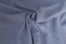 Stonewashed Viscose ijsblauw