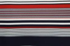 Scuba Small Stripes  Red