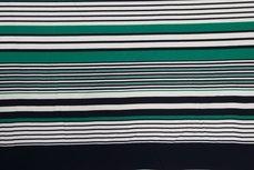 Scuba Small Stripes Green