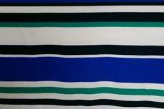 Scuba  Stripes Blue Green