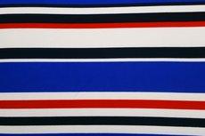 Scuba  Stripes Blue Red