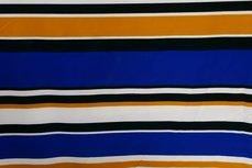 Scuba  Stripes Blue Yellow