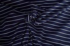 Modal Stripe Navy