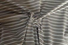 Modal Stripe Kaki