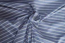 Modal Stripe Grey