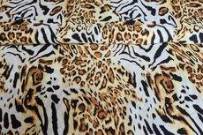 Bubble Chiffon Leo Tiger