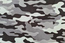 Katoen Army Camou Grey