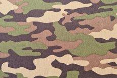 Katoen Army Camou Green