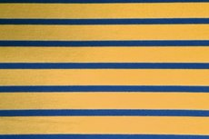 Viscose Jersey Stripes Yellow Blue