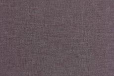 Cotton Uni Melée Aubergine