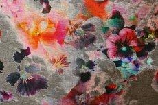 Punta di Roma Flowers Taupe Brown