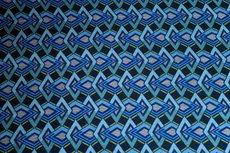Punta di Roma Diamond Check Blue
