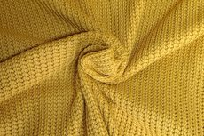 Big Knit Mais Yellow