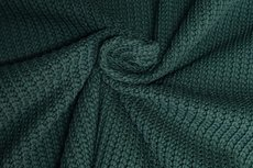 Big Knit Bottle Green