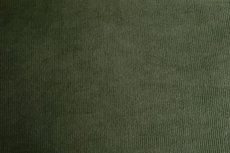 Washed Fine-Cord Dark Green
