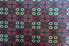Cotton Jersey Mozaik Green