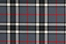 Scottish Stretch Check Grey