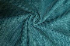Big Knit Petrol/Green