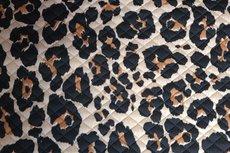 Step Leopard Beige