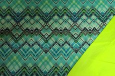 Soft Shell Abstract Mint