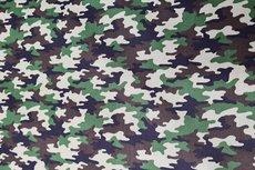 Katoen Army Camou Green/Brown