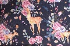 Jogging/Sweat Sweet Flowers & Deers
