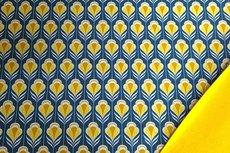 Soft Shell Retro Tulip Bottle/Yellow
