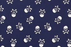 Cotton Skulls Marine
