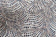 Travel Confetti Dots Creme