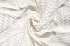 Fine Corduroy Jersey Off White