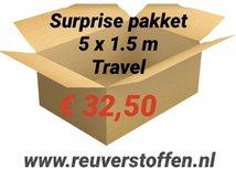 Surprise Pakket Travel Stof