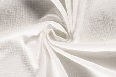 Mousseline Embroidery Off White