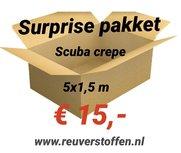 Surprise Pakket Scuba Stoffen