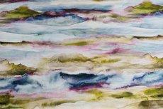 Viscose Digital Oil Paint 1