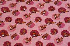 Cotton Jersey Foxy Light Pink