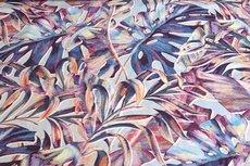 Viscose Waterflowers Multicolour 1