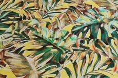Viscose Waterflowers Multicolour 2