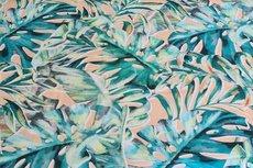 Viscose Waterflowers Multicolour 3