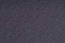 Linnen Viscose Embroidery Black