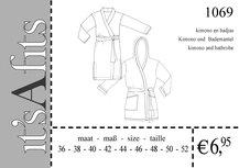It's a Fits 1069 Kimono en Badjas