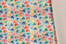 Soft Shell Dino Multi Rainbow R