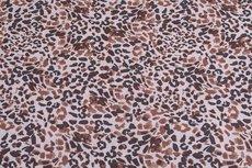 Viscose Cheetah Nude