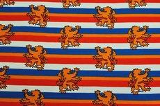 Oranje Vlag & Leeuw