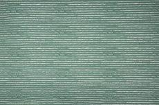 Cotton Jersey Vintage Stripes Old Green