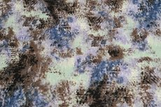 Viscose Jersey Dust Lilac/Brown